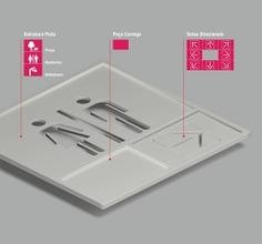 Wayfinding | Signage | Sign | Design |park IAPI滑板公园的寻路