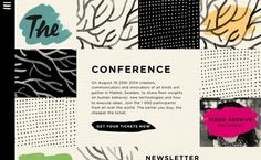 Medium #digital #conference #web