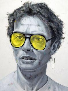 Blue Blocker : Robert Mearns