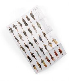 Lorick FW09 | RoAndCo Studio #fashion #print