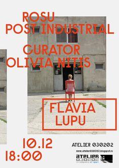 atelier #print #design #poster #typography