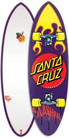 Santa Cruz: Surfboards: 5' 10