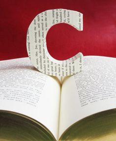 letter C #font #letter #c #typography