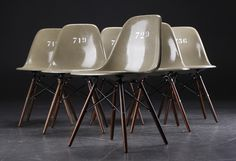 Eames #numerals #chair #classic #stencil #ray #furniture #dames #charles
