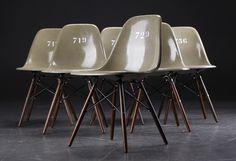 Eames #numerals #chair #classic #stencil #ray #furniture #dames #charles