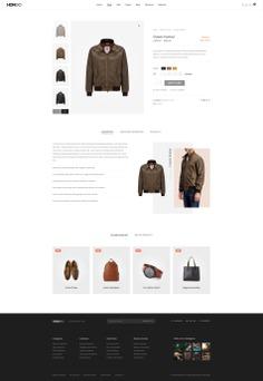 #Hongo #WooCommerce #WordPress Theme for #Lifestyle Classic Product Page by #ThemeZaa