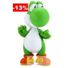 Yoshi #Dragon #Figure #Model #Super #Mario #Brother #PVC #Minifigure #- #GREEN