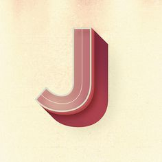 Type Designs on Behance jacquelombardo.com #design #graphic #texture #letter #vintage #grunge #type #typography