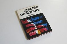 Thinking Graphic Designers in the USA/3 by Henri Hillebrand | THINKINGFORM #print #books