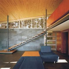 WANKEN - The Blog of Shelby White » Minton Hill House #architecture #wood #house #contemporary #cement