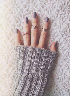 Favorite Things Friday: Nail designs – Favorite rings