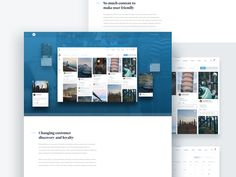 Mossio Website by Corey Haggard