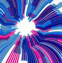 Random Number | Marius Watz: Arcs04-00 #abstract #generative #marius #print #screen #watz