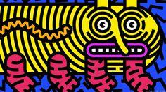 Wallpapers on Behance #amazing #wallpapers #desktop #colorful #brochure