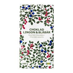 IKEA chocolate with berries #packaging #chocolate