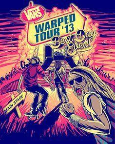#warpedtour