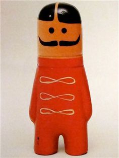 MONDOBLOGO: more avant garde toys.... #man #guy #toy #mustache