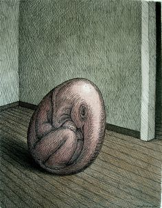 Matticchio - 50 Watts #illustration #egg #matticchio #elephant