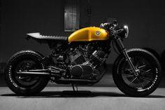 Yamaha XV750 #xv750virago #caf #racer #yamaha #motorcycle