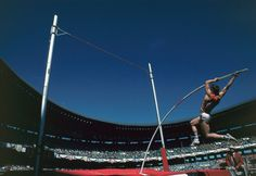 Sergei Bubka, Pole Vault Gold Medalist #photography #port