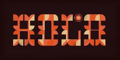 Hola | Flickr - Photo Sharing! #type #brent #couchman #hola