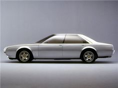 Ferrari Pininfarina Pinin prototipo (1980) #car #80s #advertising