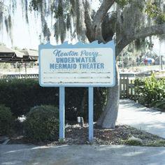 The Underwater Mermaid Theatre by Annie Collinge
