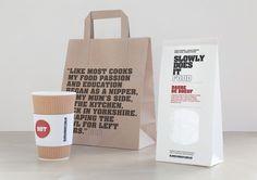 BERG Design for Print, Screen & the Environment #packaging #food #identity #branding