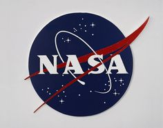 Tom Sachs: Work / Nasa Meatball Logo, Color #color #tom sachs #nasa meatball logo