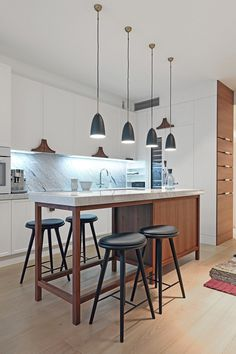 Summer Apartment – A Flat Near the Seaside / Open AD