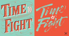 Lettering vs Calligraphy, a battle between Martina Flor #calligraphy #lettering #fight