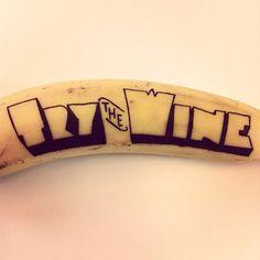 Banana Drawings #drawing #banana #illustration #food #art