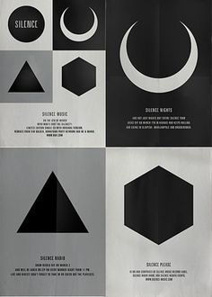 FFFFOUND! #shape #posters