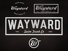 Wayward_3 #logo #worn
