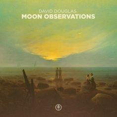 David Douglas – Moon Observations – Rdio #cover #album #art