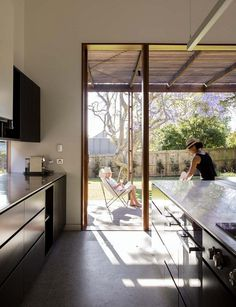 Sung Dobson House by Sam Crawford Architects 5
