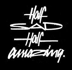 visualgraphc: Half sad, half amazing - Anna T-Iron #hh