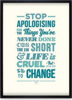 Change Posters | KentLyons #buy #jam #lyrics #charity #change #poster #typography