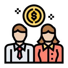 See more icon inspiration related to think, counsellor, consultant, finance, dollar symbol, thinking, creative, network, networking, person and people on Flaticon.