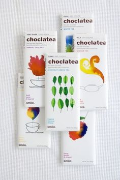 Air Conditioned – Choclatea's Packaging Design #packaging #chocolate