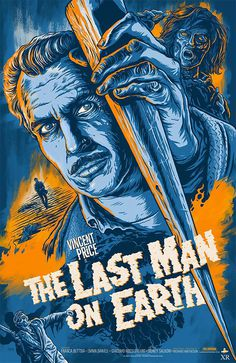 1964 ... 'Last Man on Earth' | Flickr Photo Sharing! #illustration