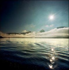 Alle Größen | Beacon - Please view on black (press #lake #photography #salzburg #austria