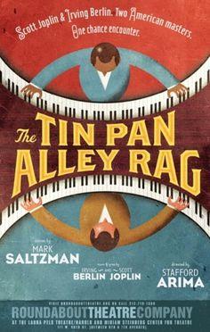 THE TIN PAN ALLEY RAG