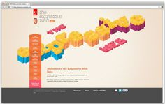 The Expressive Web #digital #design #web #interface