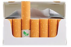 Cigarette Butts That Grow Into Flowers DesignTAXI.com #recycle #growth #innovation #design #environment #cigarettes #product #flower #smoking