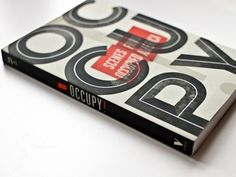 Dribbble - It's in print! by kellianderson #book #typography