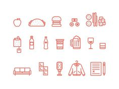 DBX Icons Illustrations #icons
