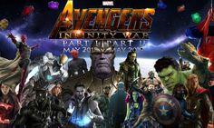 Avengers Infinity War Cast Hd Wallpaper Background – WallpapersBae
