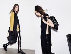 BARBARA BUI PRE FALL #fashion #editorial #black
