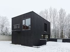 The Small Black by Pichler Architecture